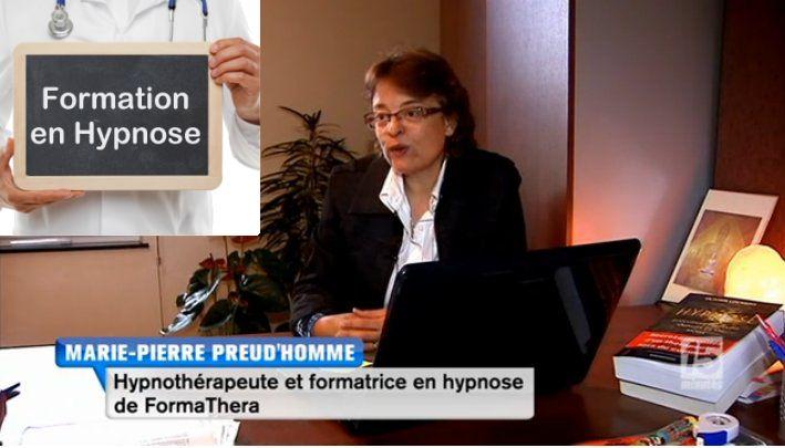 Formation en hypnose Liège avec Marie-Pierre Preud'homme