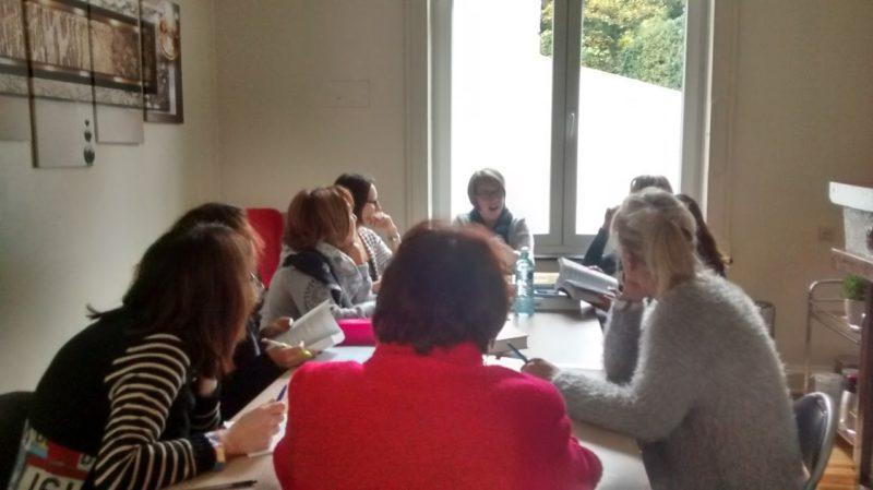 Formation coaching Liège travail convivial en petit groupe